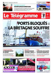 Le Télégramme Brest Abers Iroise – 18 janvier 2020