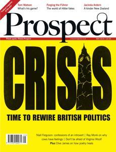 Prospect Magazine - May 2019