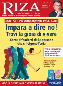 Riza Psicosomatica N.427 - Settembre 2016