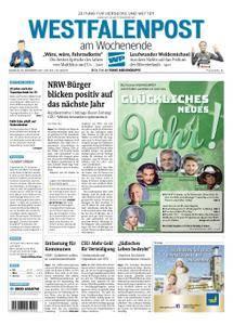 Westfalenpost Wetter - 30. Dezember 2017