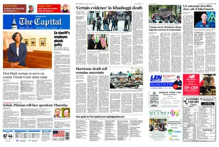 The Capital – October 17, 2018
