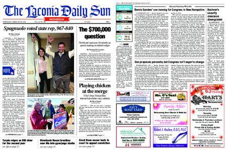 The Laconia Daily Sun – February 28, 2018