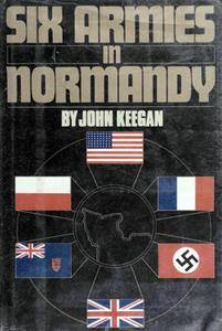 Subject of the book six armies in normandy