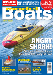 Model Boats - June 2019
