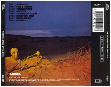 Dixie Dregs - Dregs Of The Earth (1980)