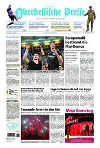 Oberhessische Presse Hinterland - 02. Mai 2019