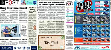 The Guam Daily Post – April 11, 2019
