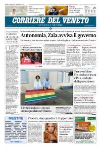 Corriere del Veneto Venezia e Mestre – 13 luglio 2019