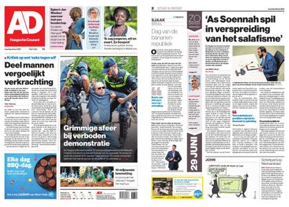 Algemeen Dagblad - Zoetermeer – 29 juni 2020