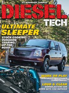 Diesel Tech - May 2019
