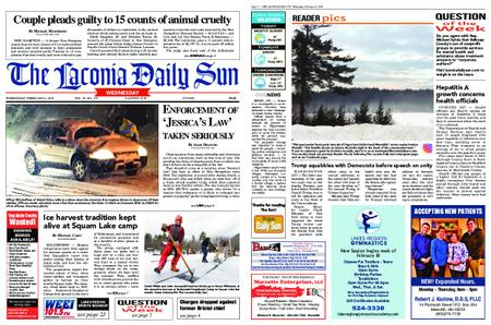 The Laconia Daily Sun – February 06, 2019
