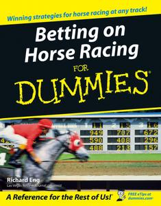 Betting on Horse Racing For Dummies (Dummies)