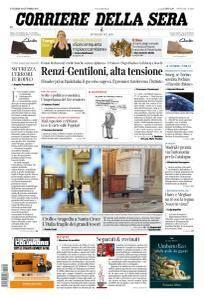 Corriere della Sera - 20 Ottobre 2017