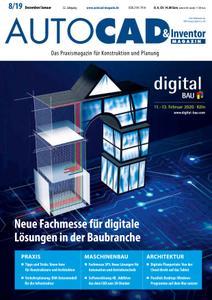 Autocad & Inventor Magazin - November 2019