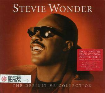 Stevie Wonder - The Definitive Collection (2002) (2CD) (REPOST)