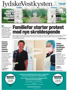 JydskeVestkysten Varde – 22. april 2020