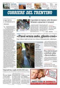Corriere del Trentino - 5 Maggio 2018