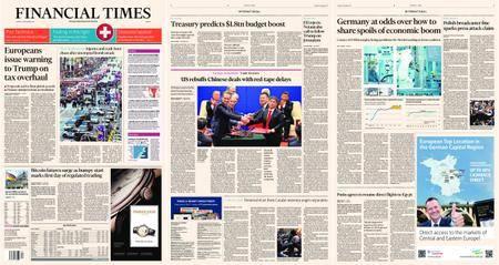 Financial Times Europe – 12 December 2017