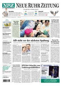 NRZ Neue Ruhr Zeitung Essen-Postausgabe - 27. September 2017