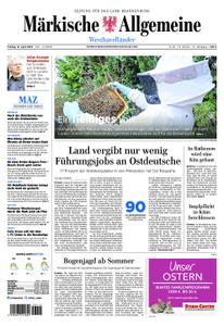 Märkische Allgemeine Westhavelländer - 12. April 2019