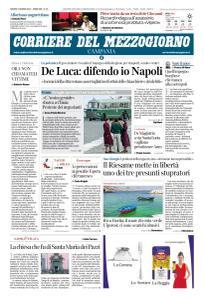 Corriere del Mezzogiorno Campania - 23 Marzo 2019