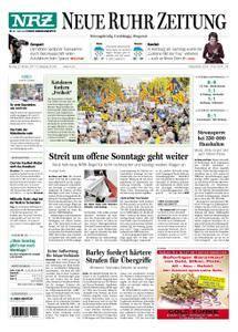 NRZ Neue Ruhr Zeitung Essen-Postausgabe - 23. Oktober 2017