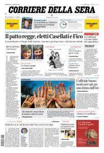 Corriere della Sera - 25 Marzo 2018