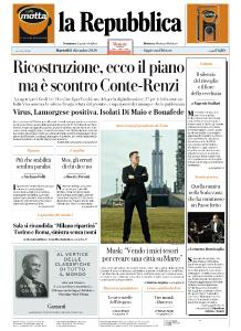 la Repubblica - 8 Dicembre 2020