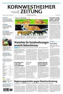Kornwestheimer Zeitung - 23. Januar 2018