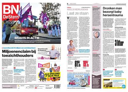BN DeStem - Roosendaal – 21 november 2019