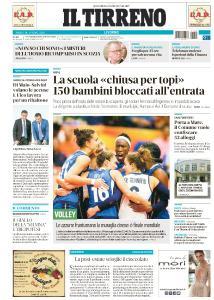Il Tirreno Livorno - 20 Ottobre 2018