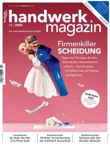 Handwerk Magazin - Februar 2020