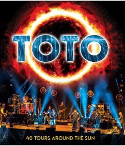 Toto - 40 Tours Around the Sun (2019) [Blu-ray, 1080p + 2xDVD]