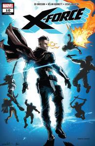 X-Force 010 2019 Digital Zone