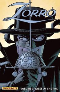 Dynamite-Zorro Vol 03 Tales Of The Fox 2021 Hybrid Comic eBook