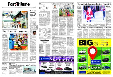 Post-Tribune – December 27, 2018