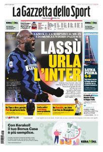 La Gazzetta dello Sport – 15 febbraio 2021