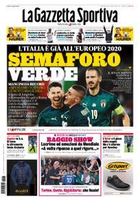 La Gazzetta dello Sport Bergamo – 13 ottobre 2019