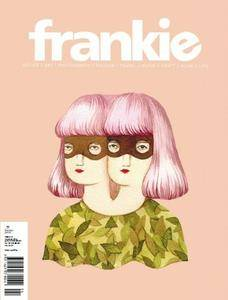 frankie Magazine - July - August 2016