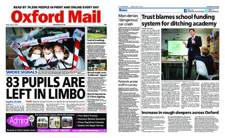 Oxford Mail – June 21, 2019