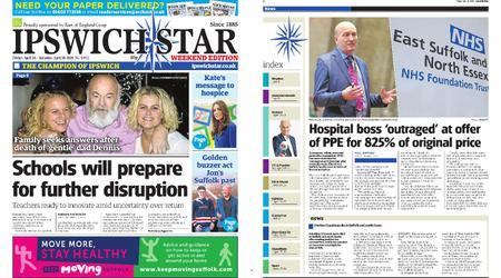 Ipswich Star – April 24, 2020