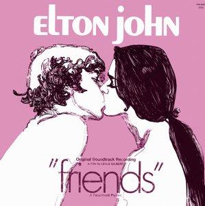 Elton John - Friends (1971) Paramount Records/PAS 6004 - US 1st Pressing - LP/Flac In 24bit/96kHz