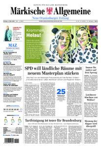 Neue Oranienburger Zeitung - 04. März 2019