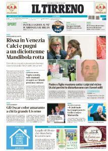Il Tirreno Livorno - 22 Ottobre 2018