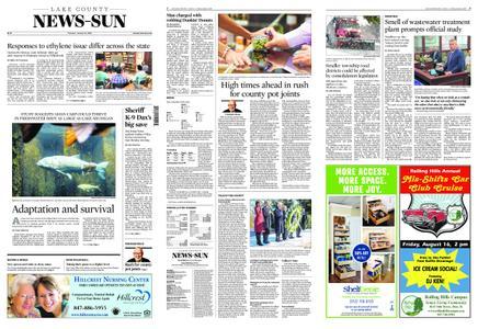 Lake County News-Sun – August 13, 2019