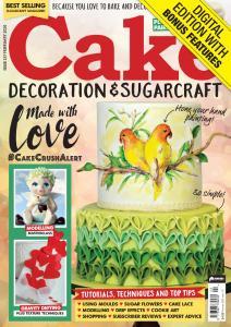 Cake Decoration & Sugarcraft - Issue 257 - February 2020