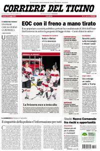 Corriere del Ticino - 19 Maggio 2017