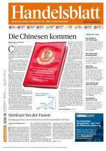 Handelsblatt - 21. Dezember 2015