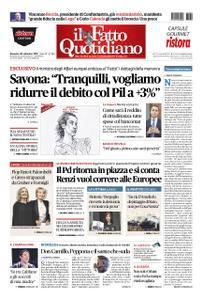 Il Fatto Quotidiano - 30 settembre 2018
