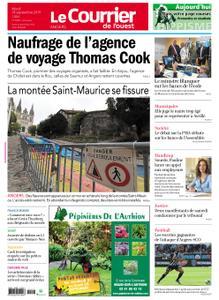 Le Courrier de l'Ouest Angers – 24 septembre 2019
